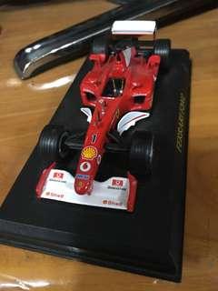 1:43 Ferrari F2002