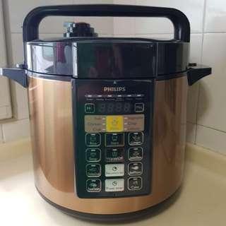 6L Electric Pressure Cooker