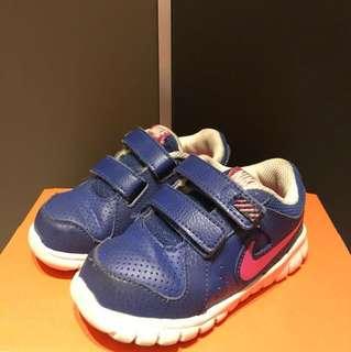 二手正品Nike FLEX EXPERIENCE LTR黏扣 休閒童鞋