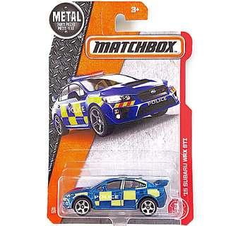 Matchbox '15 Subaru WRX STI