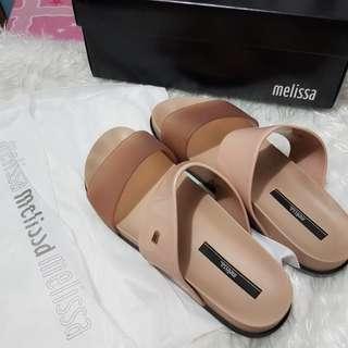 Melissa sandals..