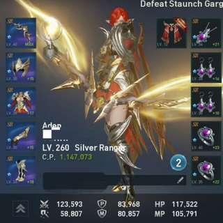 Lineage Silver Ranger Aden Server