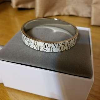 Agnes b 手鐲 bracelet