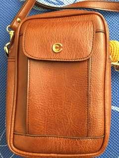 Vintage cross body purse