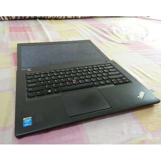 Lenovo Thinkpad Core i5 4thGen 8GB Ram 500G Hdd slim Laptop