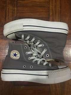 Converse Chuck Taylor All Star Hi-cut (Gray)