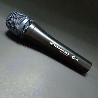 Sennheiser 945 Microphone made in Germany