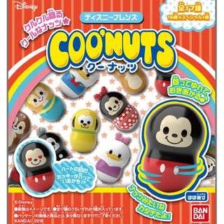 🚚 迪士尼 轉轉花生系列 Disney Coo'nuts 7ELEVEN