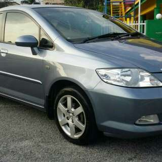 Honda City 1.5 (A) iDSi Year 2007