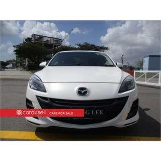 Mazda 3 1.6A Luxury