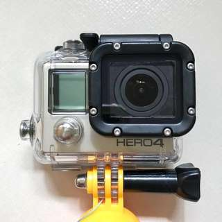 GoPro HERO 4 + 32GB SD card  (Dive Bundle)