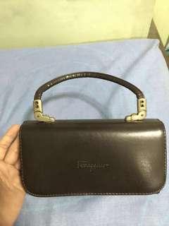 Ferragamo Wallet on strap