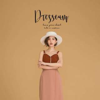 Dresseum 粉紅佳人xs