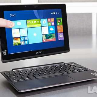 Acer Aspire Switch 10E. Magenta Pink. Brand new.