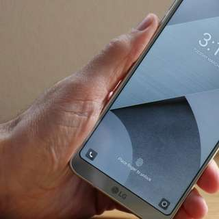 LG G6 64g 港行 有單據 9成新 17年旗艦機