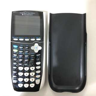 Texas TI-84 Plus C Silver Edition