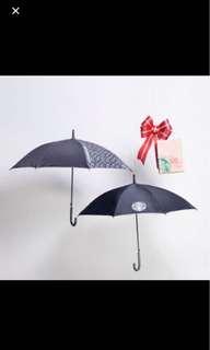 Starbucks umbrella Singapore exclusive