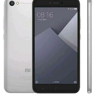 Xiaomi Redmi Note 5A 2/16GB Stone Grey TAM Bisa Cicilan Tanpa CC
