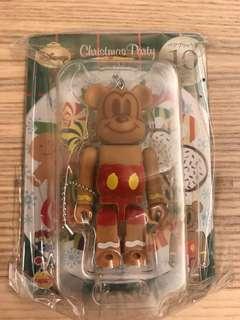 Bearbrick mickey Disney Christmas