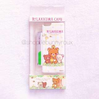 Rilakkuma iPhone 6/s Case with Card Slot