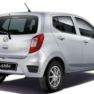 Perodua Axia ( keramat kl ) 016 3221510