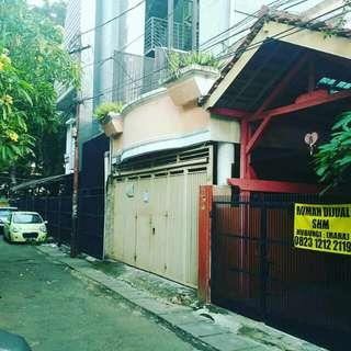 For Sale Rumah Strategis di Jakarta Pusat