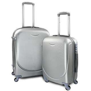 Hard Case 2in1 City Dwellers Travel Luggage 830-7