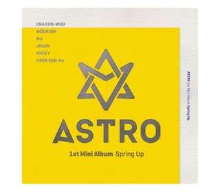 ASTRO ALBUM
