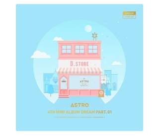 ASTRO DREAM SERIES