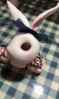 🌸Hand Made bunny 🐰 brooch