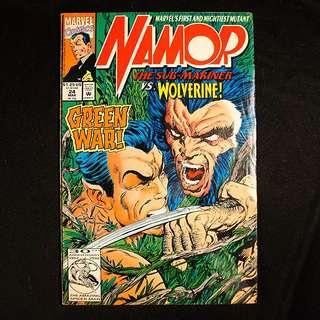 NAMOR The Submariner #24 (1992 Marvel)