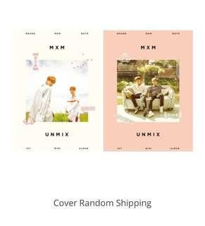 MXM-UNMIX ALBUM
