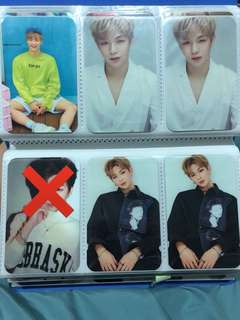SALE! WANNA ONE ONHAND UNOFFICIAL PHOTO CARDS