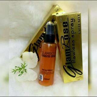 Glam Rose Flawless Spray Exclusive - 100ml