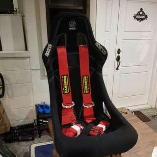 Sparco Sprint bucket seat