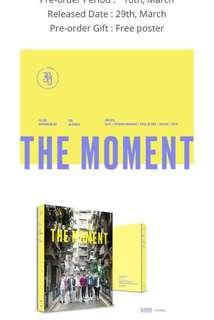 JBJ-THE MOMENT