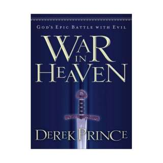 [eBook] War in Heaven - Derek Prince