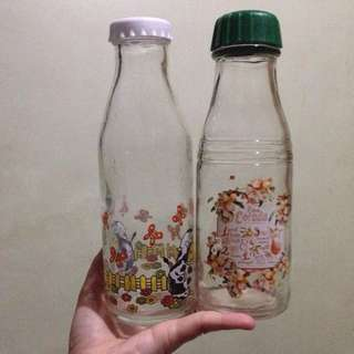 Glass Water bottles tumblers container 500ml thick glass - Basahin lahat sa Item Info pati Seller's Profile. Be Responsible & Decisive.