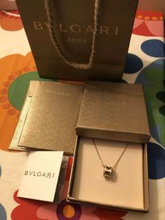 🈹BVLGARI necklace