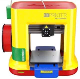 3D printer by XYZ printing