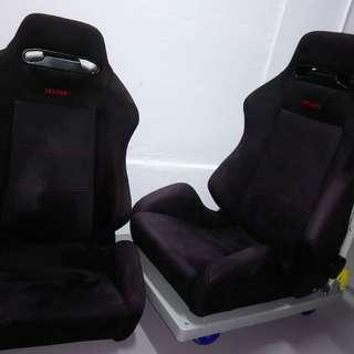Recaro SR3 semi bucket seat