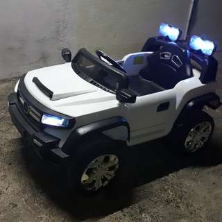 Kids car remote control