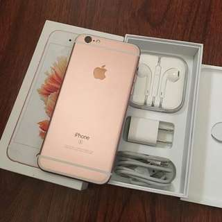 IPhone 6s 64 GB WITH BOX