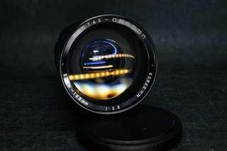 Photax cesnon 37-105mm f3.5恆定光圈 m42 手動鏡頭