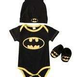 Batman 3 Piece Outfit