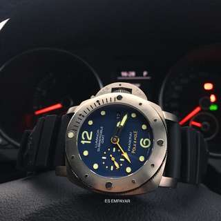 Officine Panerai Submersible Pole 2 Pole