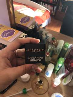 Anastasia Beverly Hills brow pomade - ebony