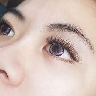 Free Eyelash Extensions