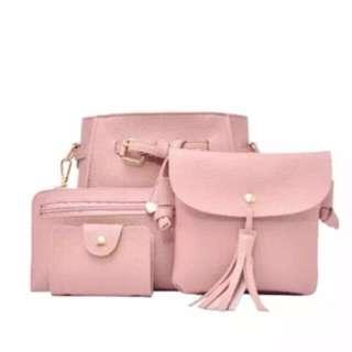 Womens Mini 4in1 Korean bag