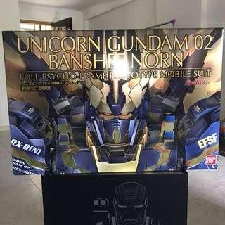 Gundam Perfect Grade - Unicorn Banshee